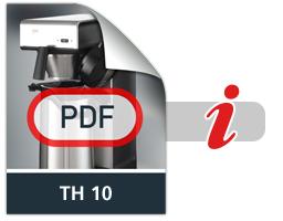 Informations- & Datenblatt für Bravilor Bonamat TH 10