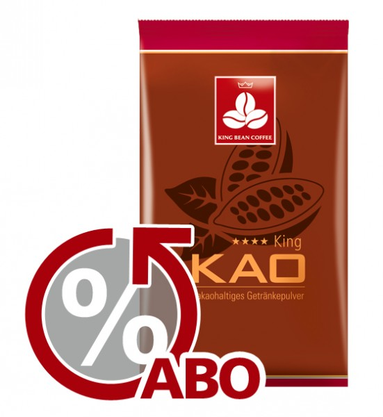 King Kao kakaohaltiges Getränkepulver 1000 g
