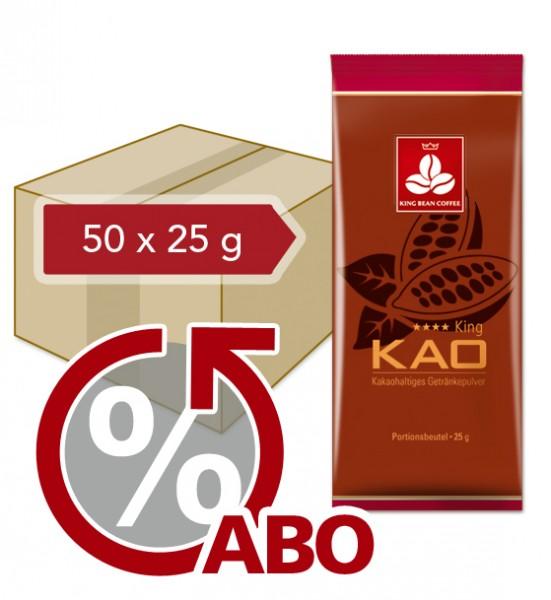 King Kao 50 Portionsbeutel à 25 g
