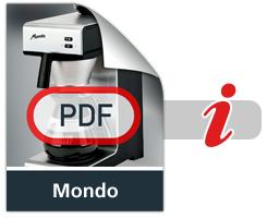 Informations- & Datenblatt für Bravilor Bonamat Mondo